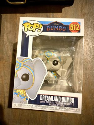 FUNKO POP BLUE DREAMLAND DUMBO for Sale in Chicago, IL