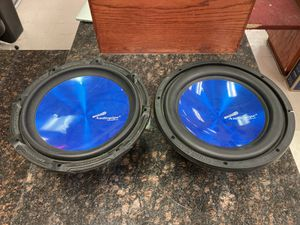 Audio pipe subwoofers for Sale in Austin, TX