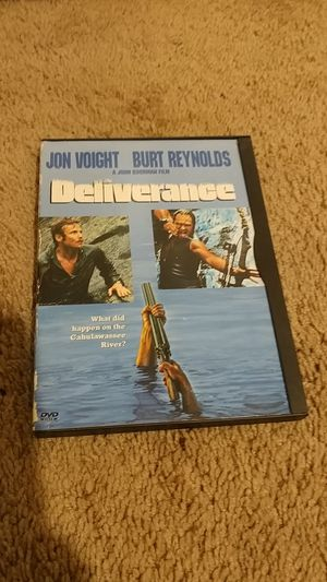 Deliverance DVD for Sale in Rancho Cucamonga, CA