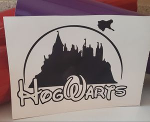 Hogwarts Car Decal/Sticker for Sale in Keizer, OR