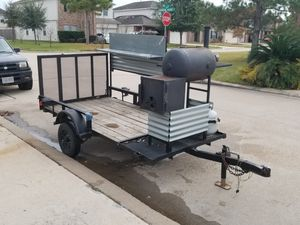 Tailgating trailer for Sale in Houston, TX