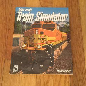 Microsoft Train Simulator PC Game New/Sealed for Sale in Peabody, MA
