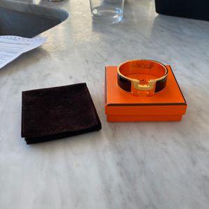 Hermès H Clic Clac Bracelet for Sale in Arlington, VA