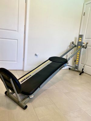 Total gym machine for Sale in Florida City, FL