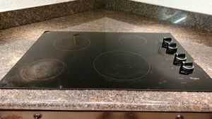 Whirlpool electric cooktop for Sale in Miami, FL