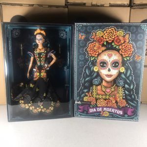 Barbie Día de Muertos / Day Of The Dead for Sale in Tracy, CA