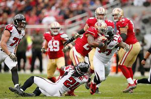2 Tickets 49ers Vs Falcons for Sale in Sunnyvale, CA