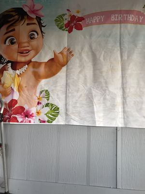 Moana backdrops for Sale in Garland, TX