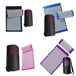 Go to dtevolution (Dot) net / ACUPUNCTURE MASSAGE YOGA MAT WITH PILLOW. for Sale in Cleveland, OH