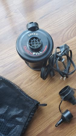 Air mattress pump 120v for Sale in Palatine,  IL