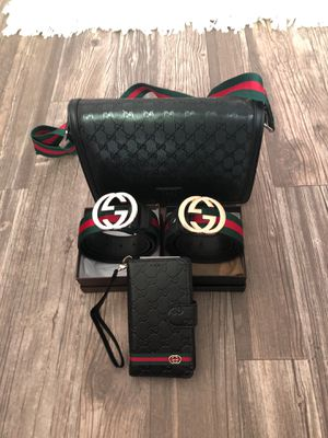 Cell phone wallet, belts, cross body price starting @ $60 for Sale in Atlanta, GA