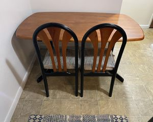 Dinning table with 4 chairs for Sale in Boston, MA