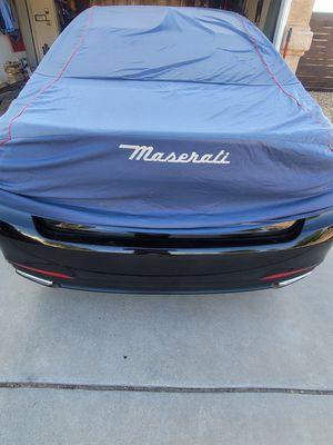 Maserati car cover for Sale in El Paso, TX