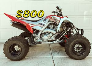 🍁🍁The best price$8OO 🌟I'm selling 2008 Yamaha Raptor 🍁🍁 for Sale in Washington, DC