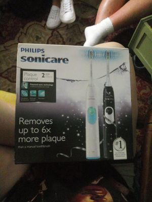 Philips sonicare plaque control 2x Sonic toothbrush for Sale in Minneapolis, MN