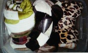 Mink Throw Blankets-Queen for Sale in Woodbridge, VA