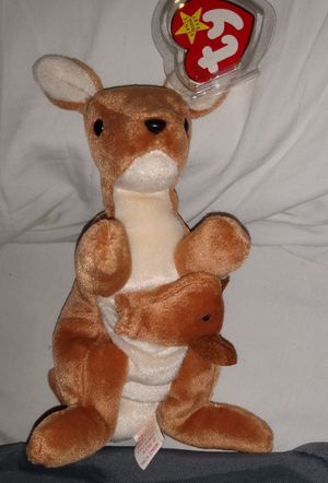 Pouch the kangaroo beanie baby for Sale in St. Louis, MO