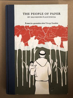 The People of Paper (Novel by Salvador Plascencia) for Sale in Irvine, CA