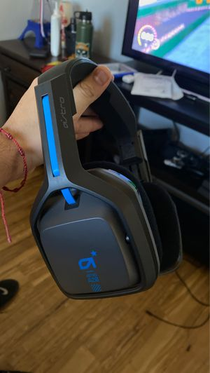 Astro a20 for Playstation or PC for Sale in Phoenix, AZ