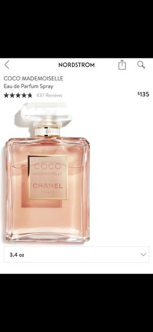 Chanel COCO Mademoiselle Perfume for Sale in Los Angeles, CA