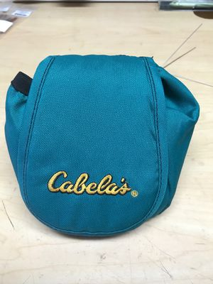 Cabelas fly fishing reel cover for Sale in Goodyear, AZ