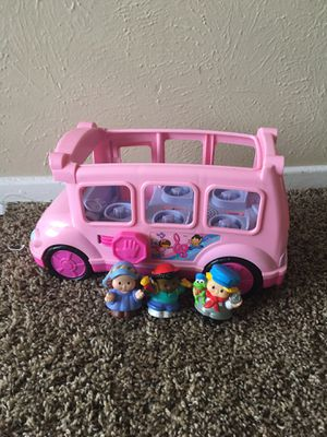 Bus toys is great working for Sale in Dallas, TX