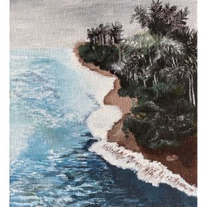 Small Canvas Paintings Set Of 2 for Sale in Columbia, SC