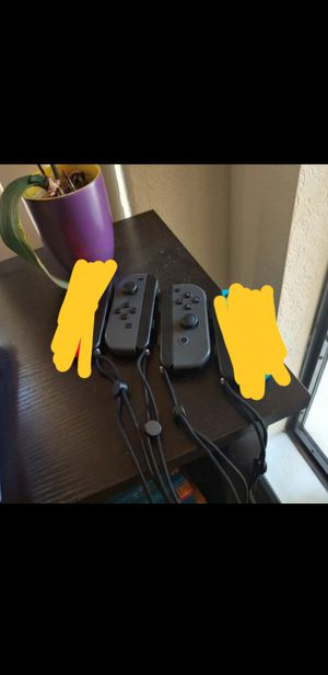 Nintendo switch joycons for Sale in Galt, CA