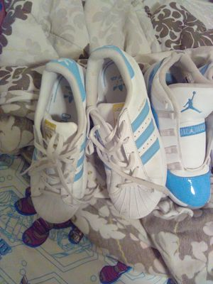 Jordans and Adidas $25 each for Sale in St. Louis, MO
