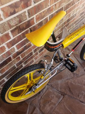 Mongoose BIKE STRANGER THINGS 80s Edition Only Few Made for Sale in Laredo, TX
