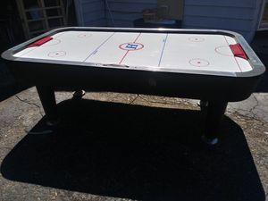 Harvard and hockey table for Sale in Whitehall, OH