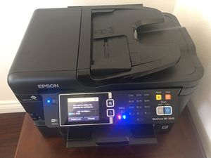 Epson 3 in 1 scanner, printer, fax machine for Sale in Irwindale, CA