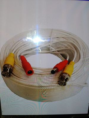 Surveillance cable 100ft for Sale in Modesto, CA
