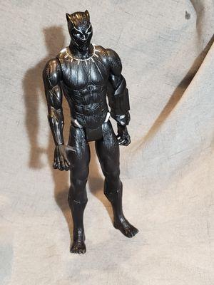 """LAST MARVEL FIGURE!!! 12"""" Black Panther Marvel Action Figure (READ DESCRIPTION) for Sale in Phoenix, AZ"""