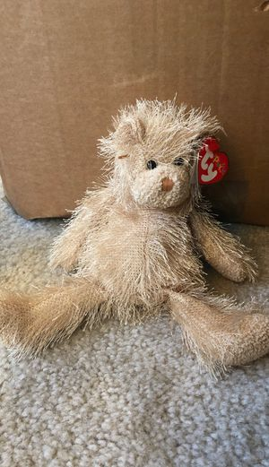Frizzy beanie baby for Sale in Beltsville, MD