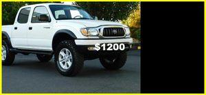 Price$1200 Toyota Tacoma for Sale in Washington, DC