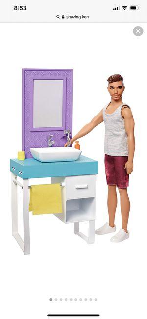 Barbie Shaving Ken for Sale in St. Cloud, FL