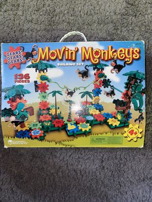 Movin' Monkeys Building Set for Sale in Altadena, CA
