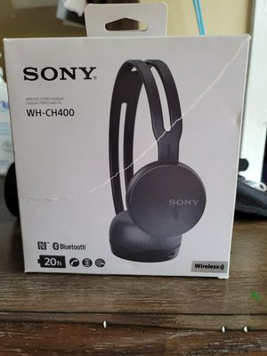 Sony wireless headphones for Sale in Hanover Park, IL