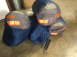 SLEEPING BAGS - NEW for Sale in Whittier, CA