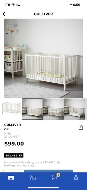 Baby crib for Sale in Englewood, CO