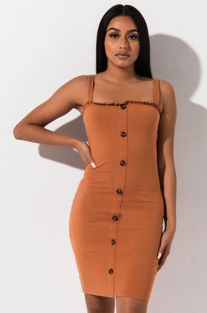 Button down dress for Sale in Pomona, CA