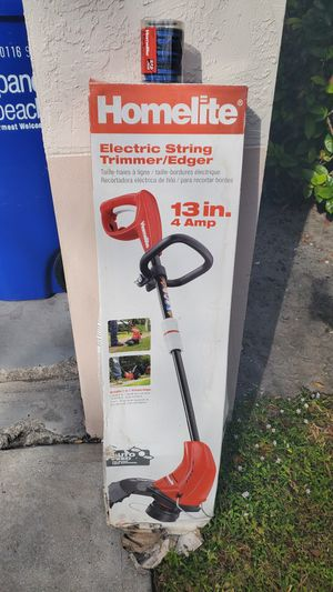 Eletric string trimmer for Sale in Pompano Beach, FL