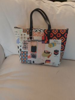 Tory Burch Small Printed Tote for Sale in Hollywood,  FL