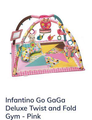 Infantino activity gym for Sale in El Cajon, CA