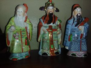 3 Chinese Kings..old for Sale in Jacksonville, FL