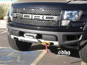 2010-2014 ford raptor stock bumper winch mount for Sale in Irvine, CA