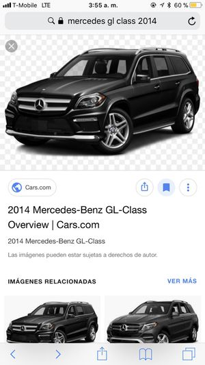 2014 Mercedes GL450 parts for Sale in Dallas, TX