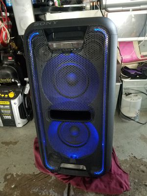 Sony speaker for Sale in Carol Stream, IL