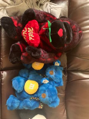 Stuffed animals can sell individually or whole set for Sale in Las Vegas, NV